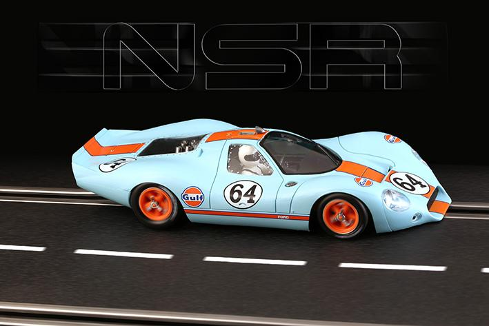 P68 Alan Mann Limited Gulf Edition | NSR