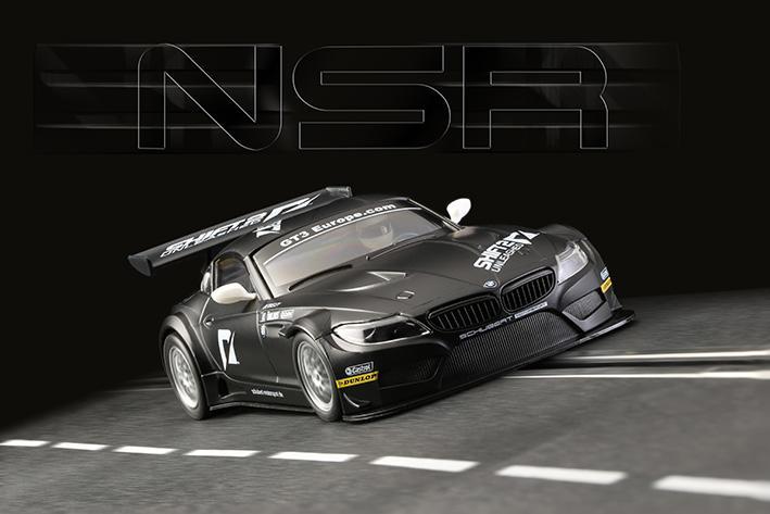 BMW Z4 Pres. Blancpain Endurance 2011 | NSR