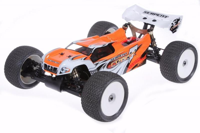 Cobra 1/8 RTR E-Truggy | Serpent