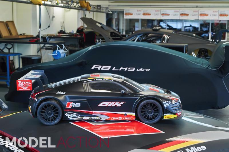 Audi R8 LMS Ultra & W Racing Team | Losi