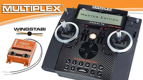 Profi TX 16 Master Edition | Multiplex