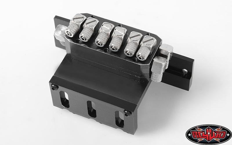 Hydraulic 3 Valve Block | RC4WD