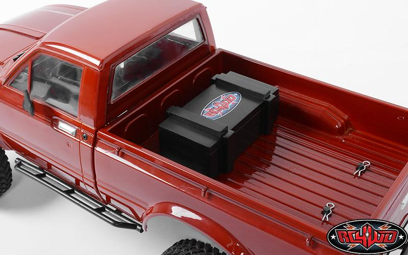 1/10 Wooden Shipping Case | RC4WD