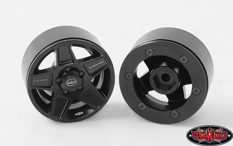 Skavenger Beadlock Wheels 1.9