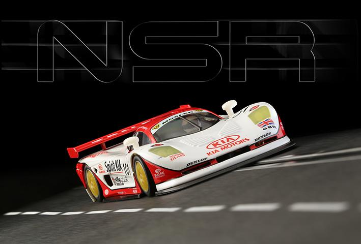 Mosler MT900 R EVO Blancpain Sprint Series 2005 | NSR