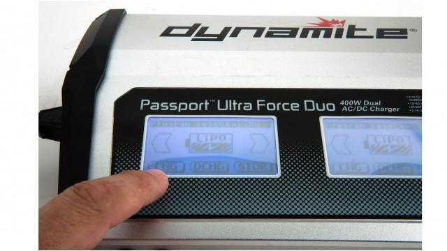 Passport Ultra Force Duo 400W | Dynamite