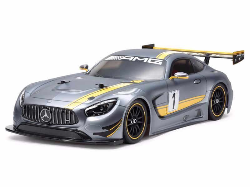 Mercedes-AMG GT3 | Tamiya