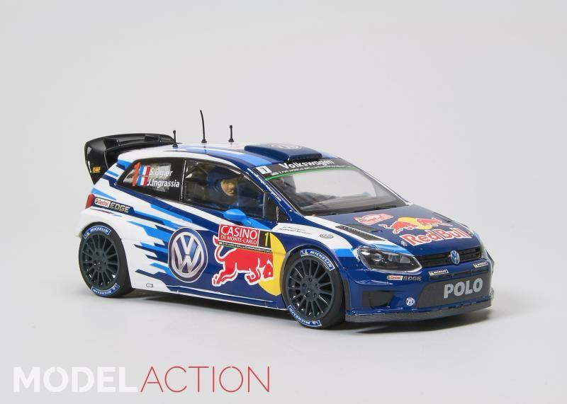 Volkswagen Polo R WRC 2015 #1 | Scalextric