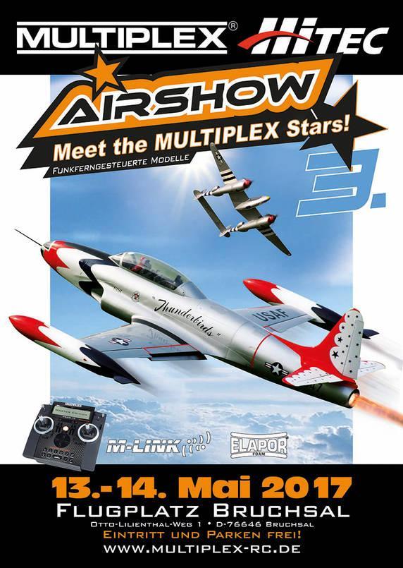 Airshow 2017 | Multiplex