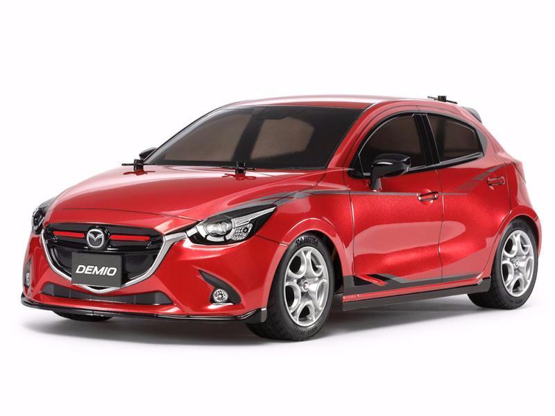 Mazda 2 | Tamiya
