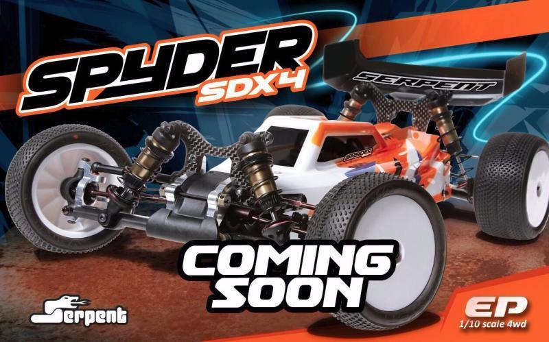 Spyder SDX4 | Serpent