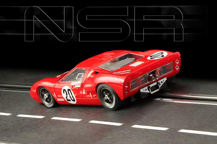 Ford MKI GT40 | NSR