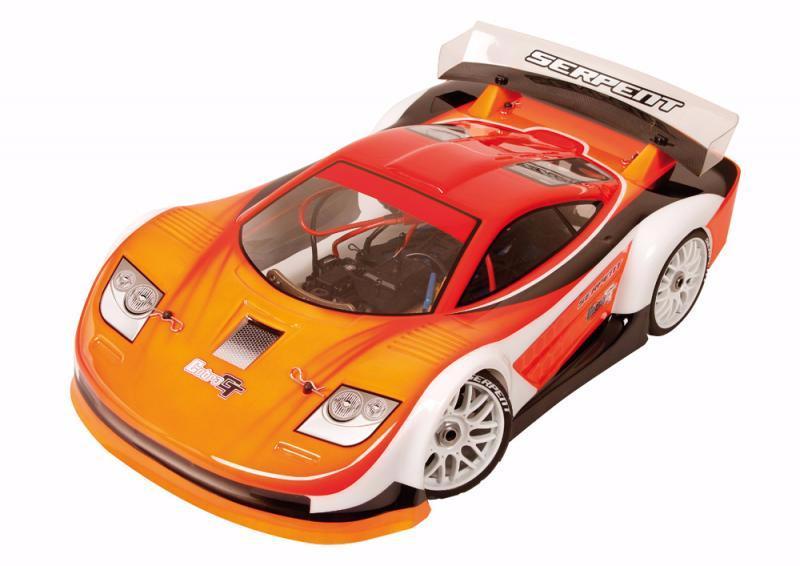 Cobra GT Raceroller & Cup versie | Serpent