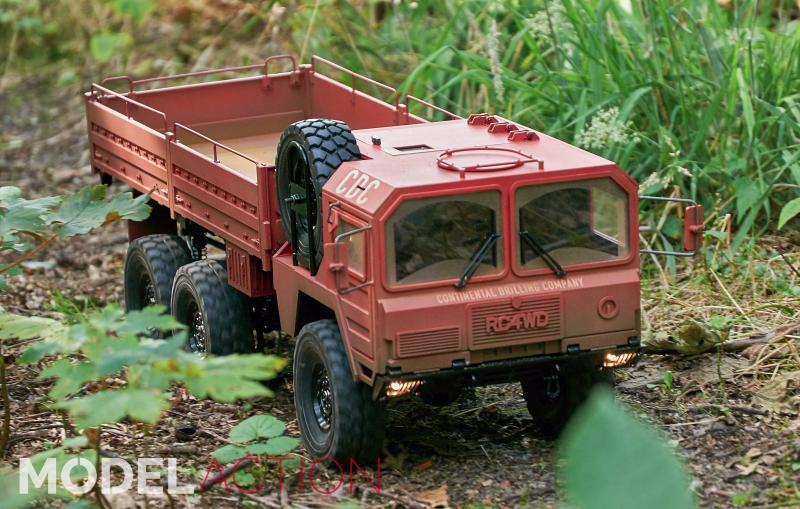 Beast II 6x6 Truck | RC4WD