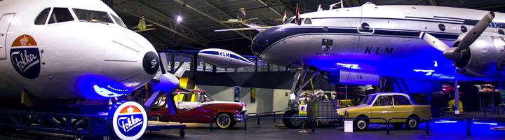 Aviodrome | Modelbouw in actie!