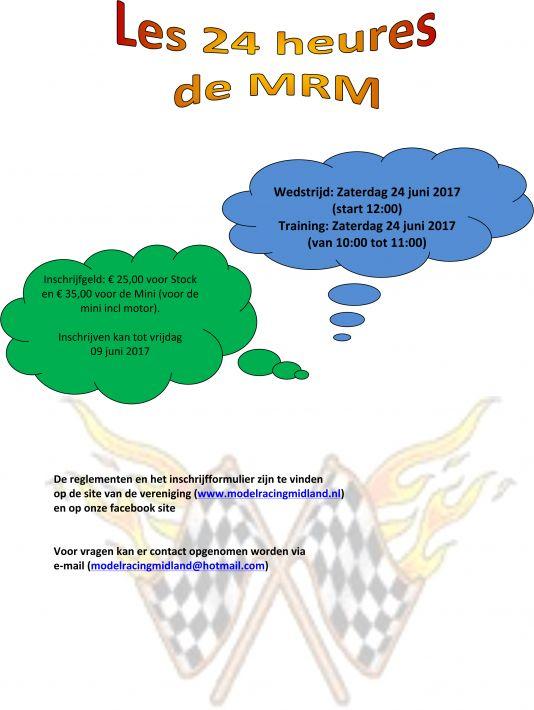 Les 24 heures de MRM | Model Racing Midland - Lelystad