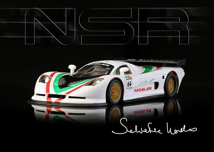 Mosler MT900R | NSR