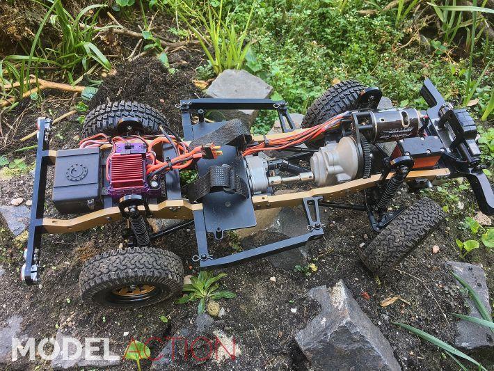 RC4WD Gelande II RTR 22