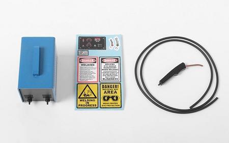 1:10 Mig lasinstallatie | Scale Garage Series - RC4WD