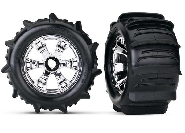 Paddle Tires | Traxxas
