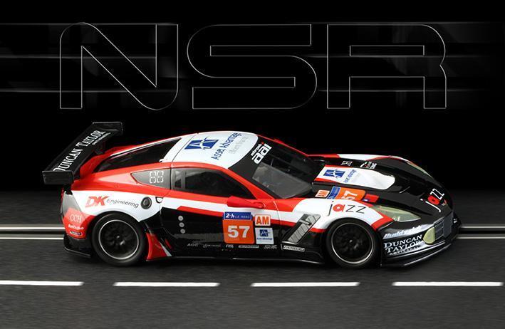 Corvette C7R #57 | NSR