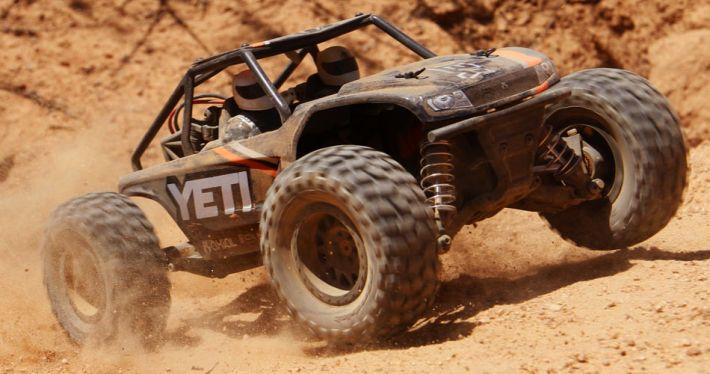 Yeti JR.™ Rock Racer | Axial