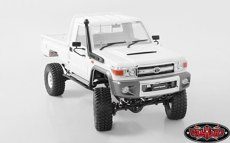 Trailfinder TF2 'LWB' met Toyota LC70 Body | RC4WD