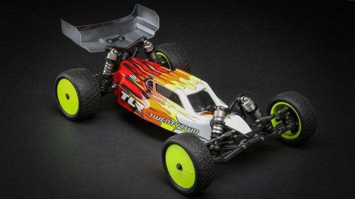 22 4.0 Buggy Race Kit | TLR