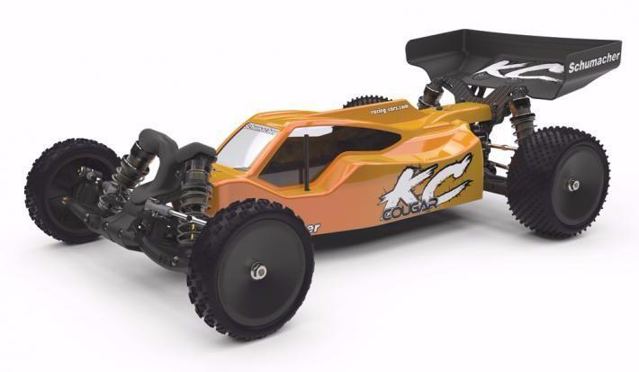 Cougar KC | Schumacher Racing