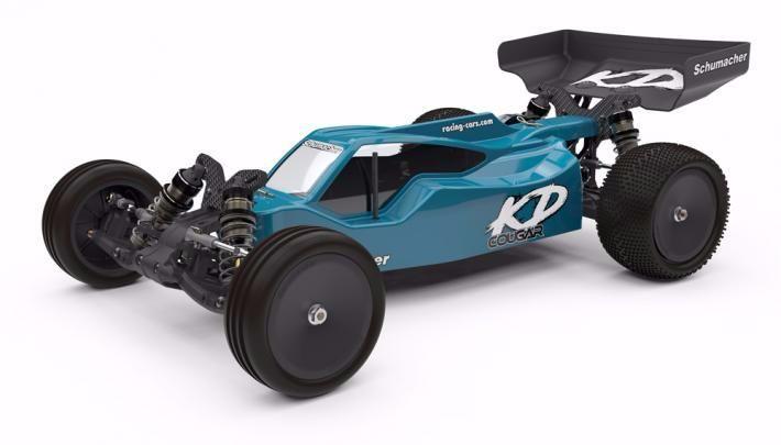 Cougar KD | Schumacher Racing