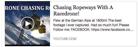 Racen over de Alpen met de Blade Theory XL | Horizon Hobby