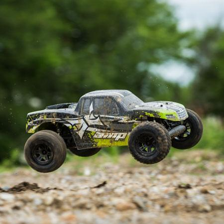 AMP 1:10 2WD MONSTER TRUCK KIT | ECX