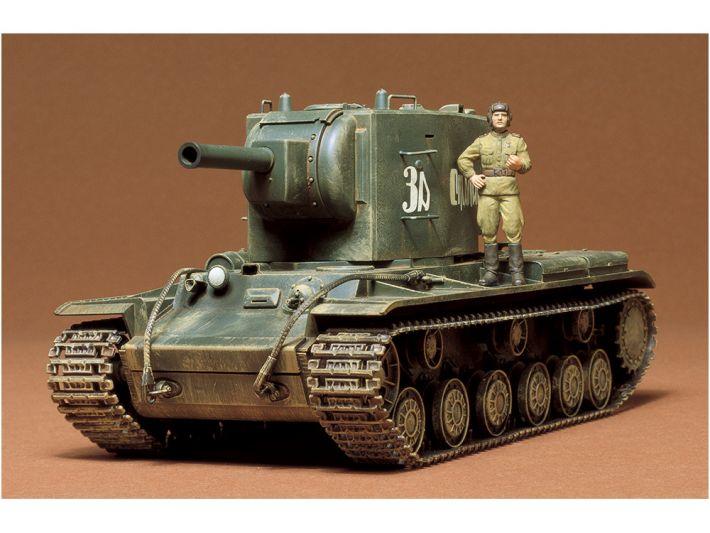 Russian Heavy Tank KV II Gigant