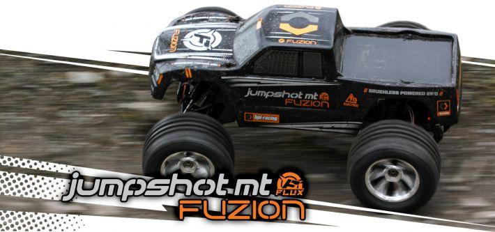 Jumpshot MT Flux Fuzion | HPI