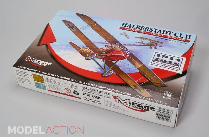 Halberstadt CL II | Mirage Hobby