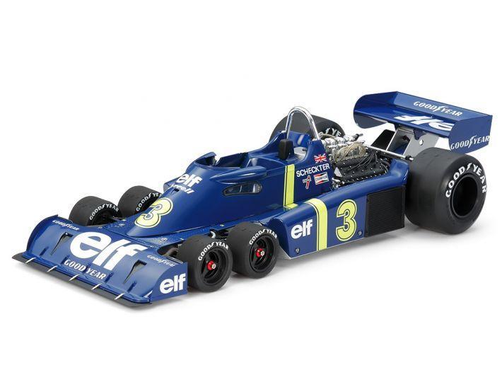 Plastic Modelbouw F1 juli 2017 | Tamiya