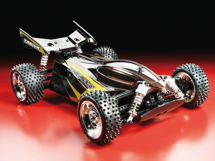 Dual Ridge Black Metallic (TT-02B Chassis) | Tamiya
