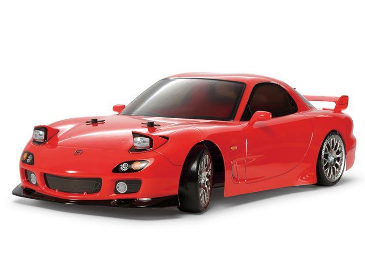 Mazda RX-7 | Tamiya