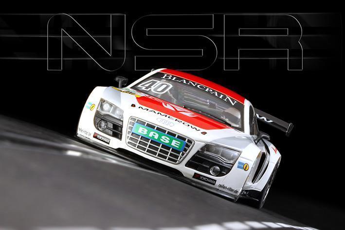 Audi R8 #40 Nurburgring 2012 | NSR