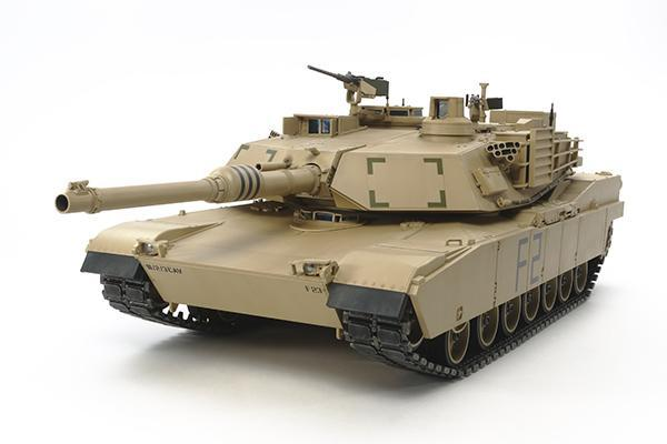 U.S. Main Battle Tank M1A2 Abrams | Tamiya
