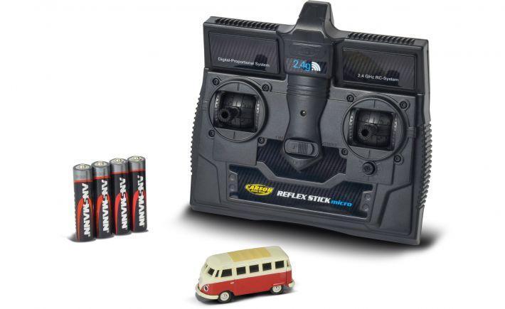 VW T1 Samba Bus | Carson