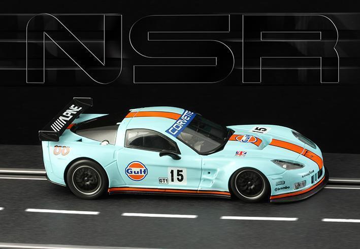 Corvette C6R Gulf Edition #15 | NSR
