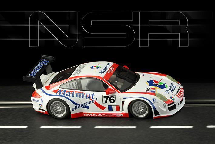 Porsche 997 Matmut #76 | NSR