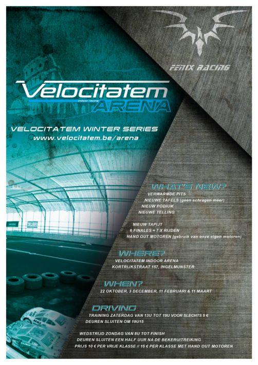 Velocitatem Winter Series '17 - '18 | Velocitatem Arena - Ingelmunster