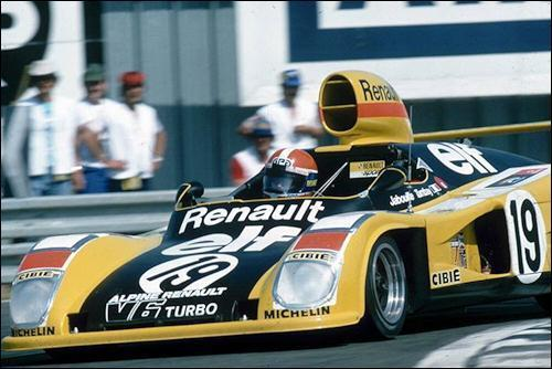 alpine 1976 lemans 19