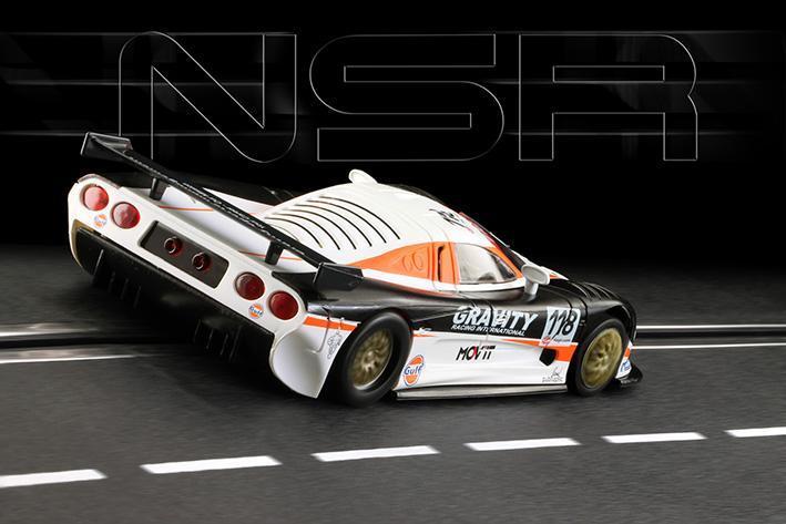 Mosler MT900R Gravity | NSR