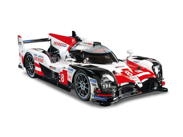 Toyota Gazoo Racing TS050 Hybrid | Tamiya