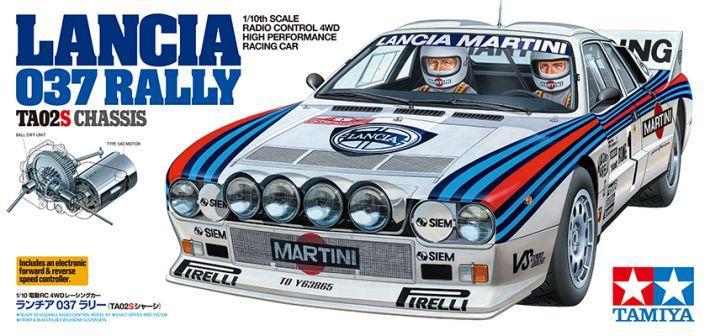 Lancia 037 Rally | Tamiya