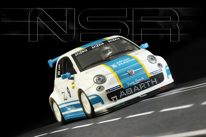Abarth 500 Trofeo # 9 | NSR