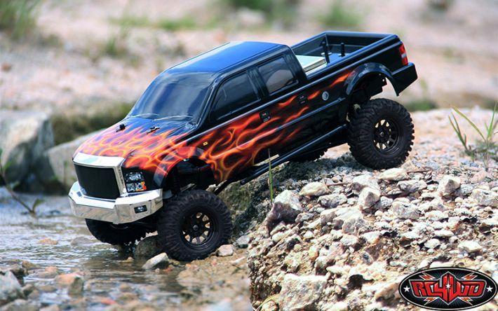 Terrain RTR Truck | RC4WD